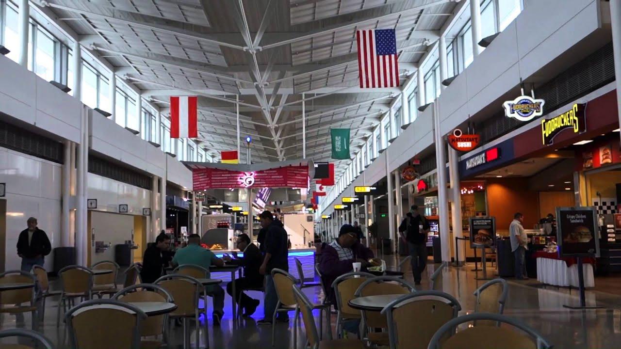 Washington-Dulles International Airport (IAD) - Terminal A ...