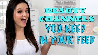 6 Beauty Channels Doing Something DIFFERENT! thumbnail