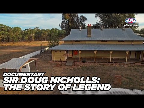 AFL Documentary - Sir Doug Nicholls
