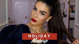 EASY HOLIDAY MAKEUP!