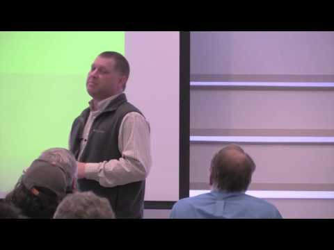 2015 Forage Conference - The Role of Livestock in Soil Health