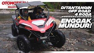 UTV Challenge Part 1 l Adu Cepat di Sungai Berbatu Pakai CF Moto ZFORCE 1000 Sports, KITA JUARANYA!