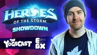 Heroes of the Storm at EGX