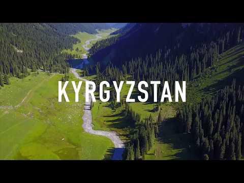 【Kyrgyzstan】traveling at Alakul-lake,Sonkul-lake,and around Issyk-Kul-lake