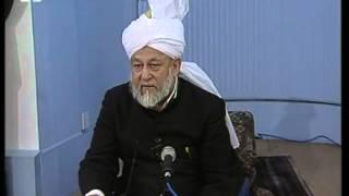 Turkish Translation: Dars-ul-Quran 29th January 1996 - Surah An-Nisaa verse 4