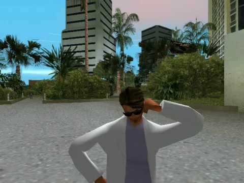 gta vice city miami vice tribute music video croketts