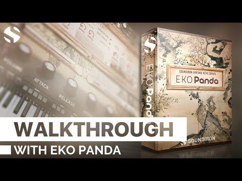 Eko Panda by Soundiron Walkthrough