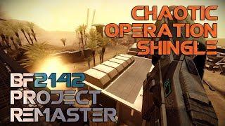 Battlefield 2142 Project Remaster: Chaotic Operation Shingle