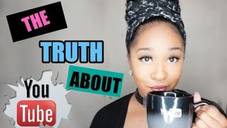 The Truth about YOUTUBE: Money, Fake YouTubers, #YoutubeisOverParty