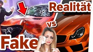 FAKE - Crash für Klicks? 😂 Wenn XLAETA sich (doch k)ein Auto kauft! | Clickbait aufgedeckt!