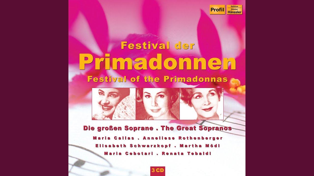 Fidelio Op 72 Act I Recitative And Aria Abscheulicher Wo Eilst
