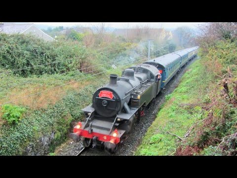 RPSI Santa Specials 2015 - Steam & Diesel