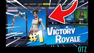 Skin rare mais skill malaisant... FORTNITE BATTLE ROYALE