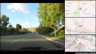 Coleman Street (Moreno Valley, CA, Riverside County) to Ironwood Avenue (California)