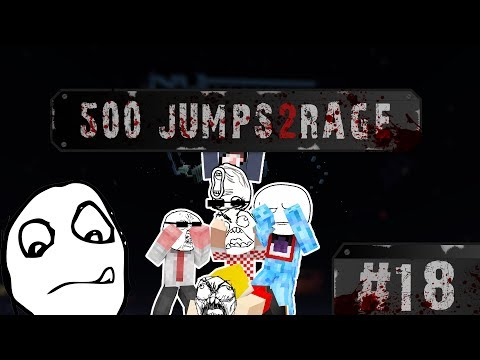 500 Jumps 2 RAGE #18 ¡Viva España! | Porkchop Media