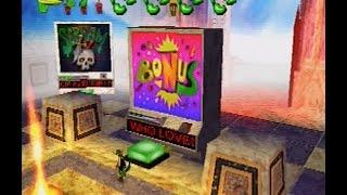 Gex 2 Enter the Gecko 1:52:18 100% PS Speedrun