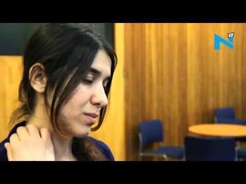 ISIS sex slave Nadia becomes UN goodwill ambassador