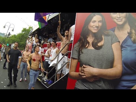CSD 2015 Berlin - Christopher Street Day - Gay Pride Parade
