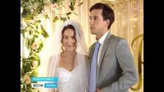 Свадьба с русским размахом -- на Черноморском побережье снимают «Горько!»