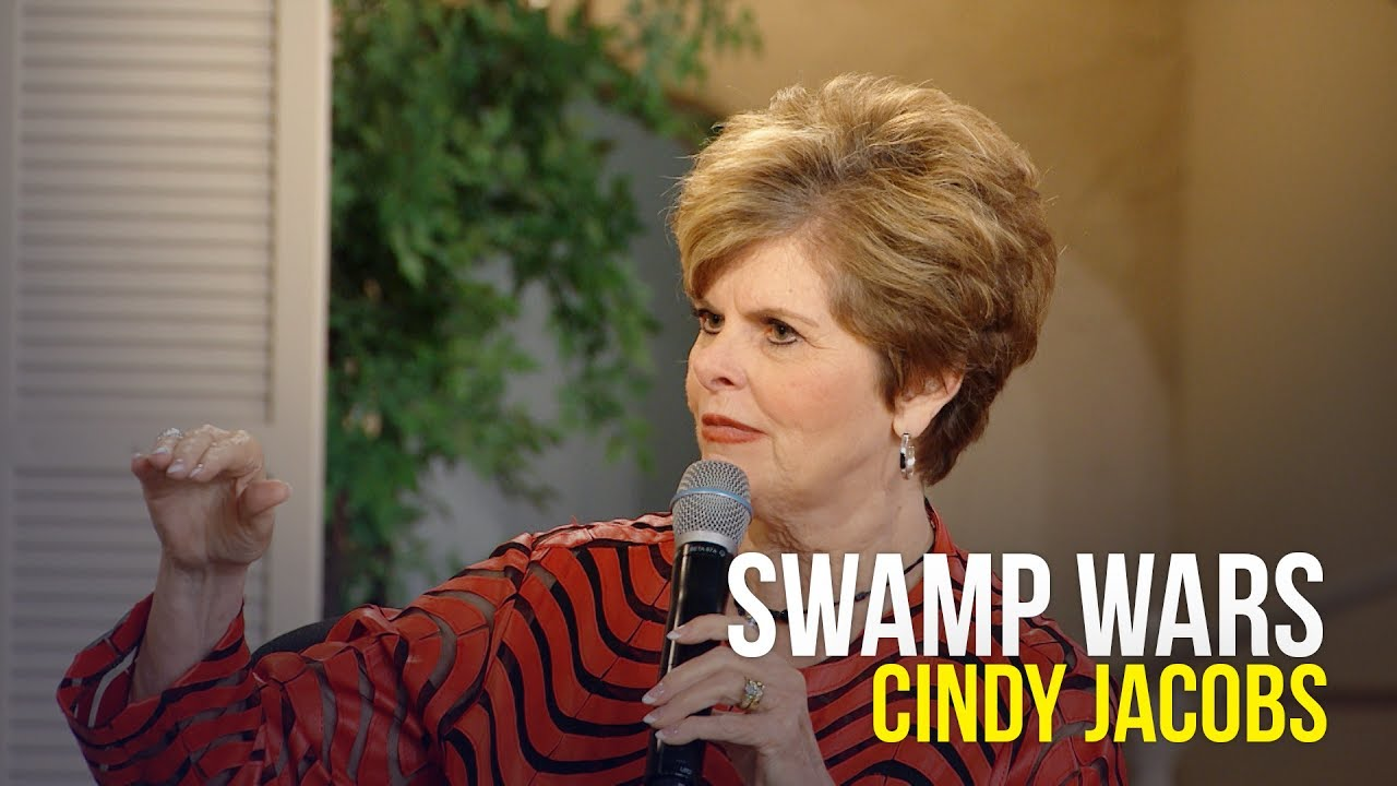 Cindy Jacobs Received A Prophecy Of A Swamp Being Drained