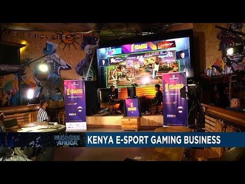 E-sport booming in Kenya