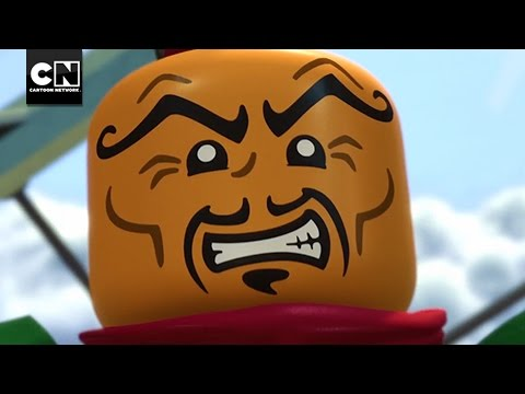 Djinnjago | Ninjago | Cartoon Network