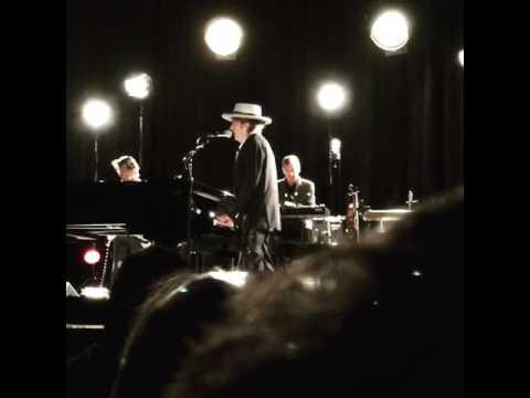 Bob Dylan April 22 2017 Esch sur Alzette, Luxembourg   Rockhal 2