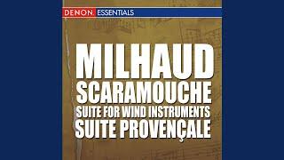 Suite Provençale: VI. Vif