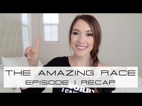 THE AMAZING RACE EPISODE 1 RECAP | Blair Fowler