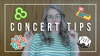 a guide | going to concerts alone