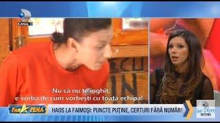 FanArena (14.11.2018) - Paula Vieru, dezvaluiri incendiare despre atmosfera din tabara Faimosilor!
