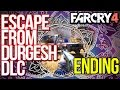 FAR CRY 4 Escape from Durgesh Prison DLC ENDING (Extraction)
