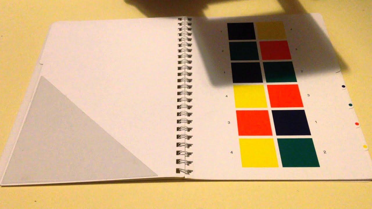 test barcelona manual pdf