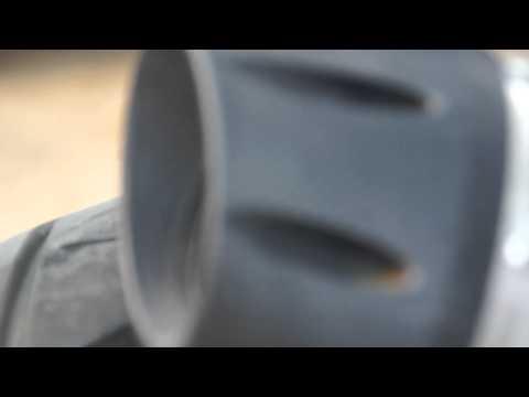 AUDIO N 250 FI EXHAUST CLD RACING TYPE C6
