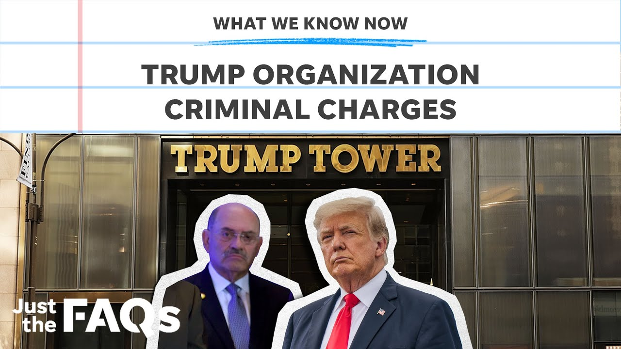 How to Understand the Trump Tax Indictment