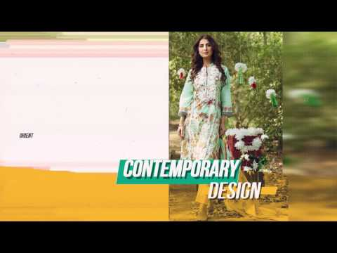 Orient Textiles Jacquard Embroidered Collection 2016