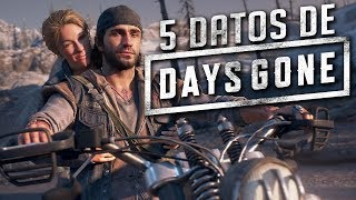 5 Razones por las que esperamos Days Gone