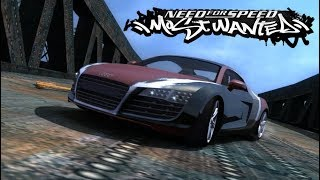 Final Pursuit with Darius Audi R8 (From NFS Carbon)