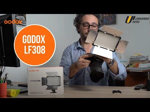 Luce Flashlight Godox LF308Bi e LF308: Presentazione e tutto quello che c'è da sapere!
