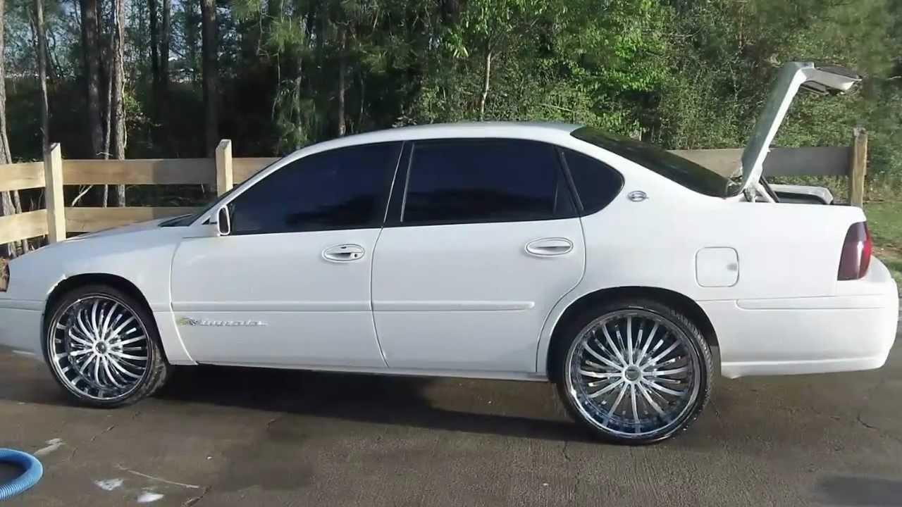 2003 Impala 8000k Hids Youtube