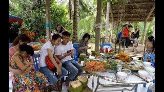 Liveshow của gia đình anh chị Thuận tại Bến Tre - Hương vị đồng quê - Miền Tây