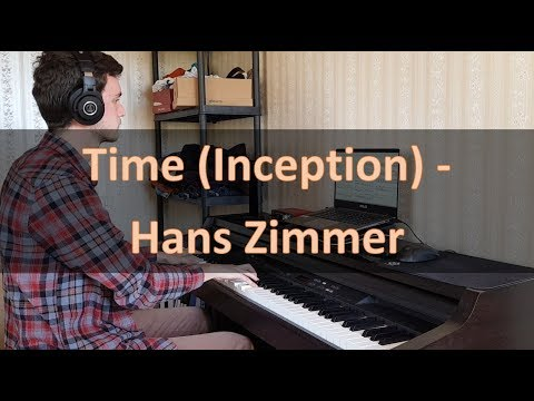Time (Inception) - Hans Zimmer (Piano Cover + sheet music)
