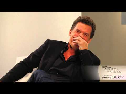 Actors on Actors: Josh Brolin and J.K. Simmons - Full Video