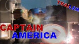 Captain America trailer IN LEGO