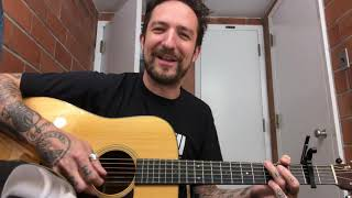 Frank Turner - Try This At Home Video Series Part 8: A Perfect Wife (From No Man's Land)