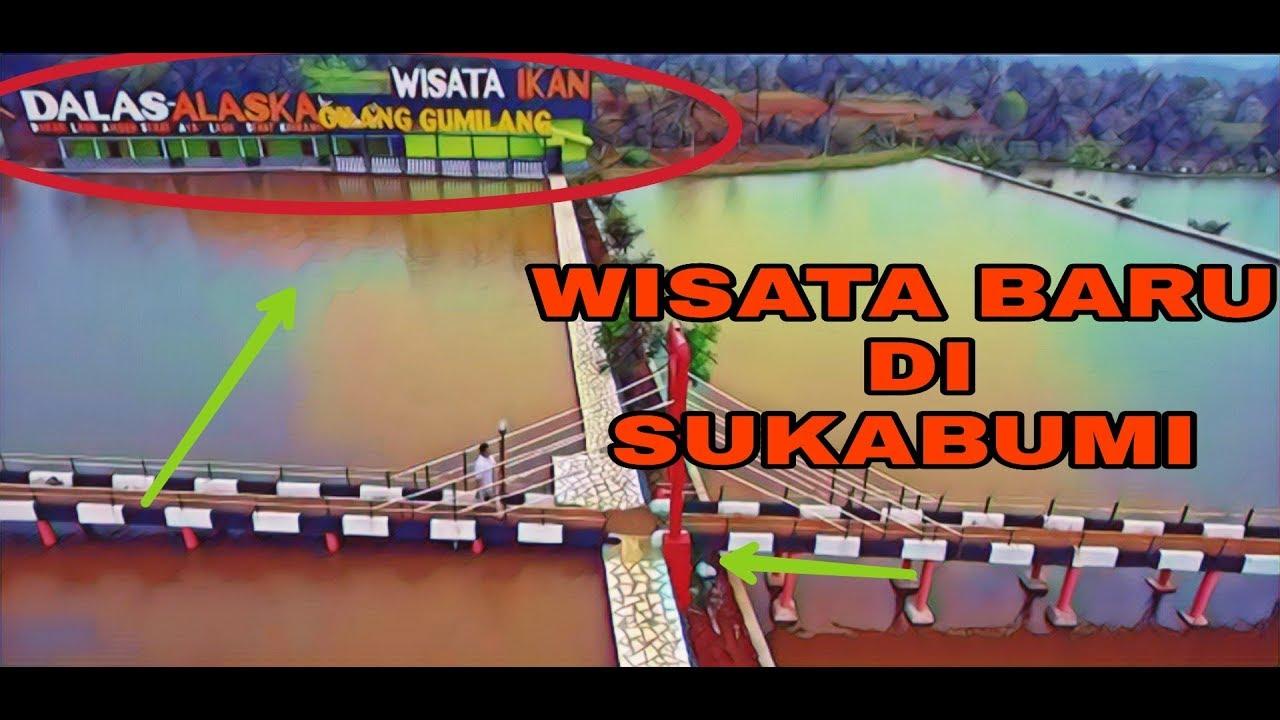 Wisata Baru Wisata Ikan Di Sukabumi Youtube