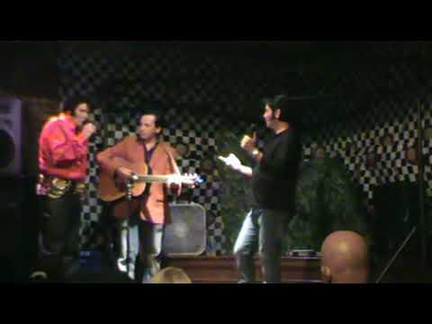 Jason Griffith & Cliff Wright perform Johnny Cash 'Folsom Prison Blues' 2015
