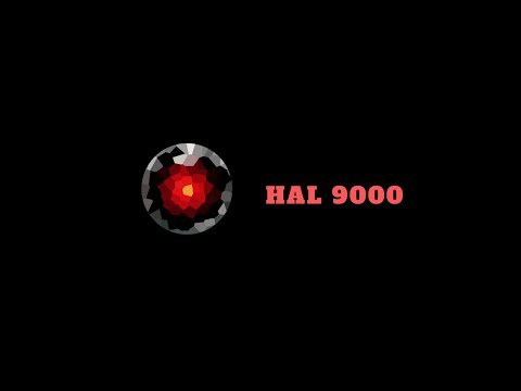 Awesome Bad Guys | HAL 9000 from 2001: A Space Odyssey (1968)
