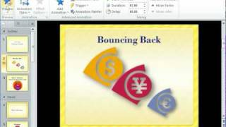 PowerPoint 2010 - Ajout D'Animations