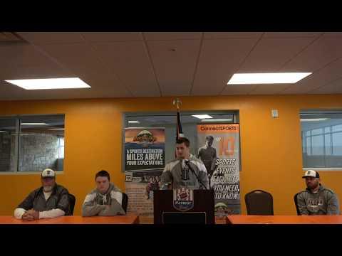 Patriot Bowl Media Day - Jake Masters - Thomas Heyward Academy